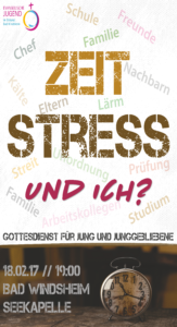 Jugendgottesdienst Dekanatsjugend Bad Windsheim